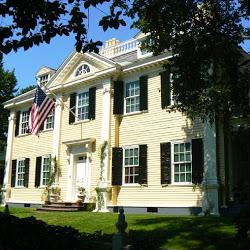 Longfellow's Mansion