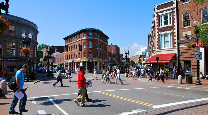 Harvard Square